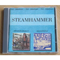Steamhammer - Steamhammer (1969) / Mountains (1971) (2 в 1 Audio CD)