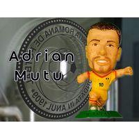 Adrian Mutu Румыния 5 см Фигурка футболиста MC3103