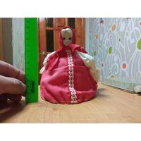 Кукла СССР на самовар, чайник,