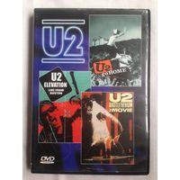 РАСПРОДАЖА DVD! U2