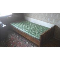 Кровать 90х190 производства ГДР