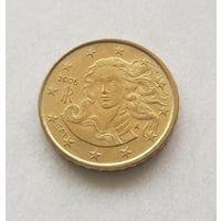 10 евроцентов 2006 Италия