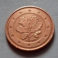 2 евроцента, Германия 2016 G, AU