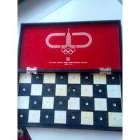 Доска шахматная юбилейная СССР