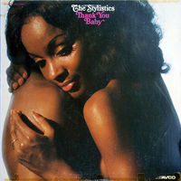 The Stylistics, Thank You Baby, LP 1975