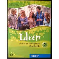 Ideen 2 Kursbuch (немецкий язык для подростков)