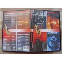 DVD RAMMSTEIN (Live Aus Berlin – The Video Collection – Lichtspielhaus – Videography 1995-2004)