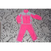 Спортивный костюм на возраст 6-7 лет