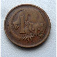 1 цент Австралия 1974 год - из коллекции