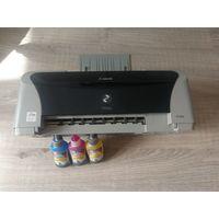 Принтер Canon ip 1500 + Чернила