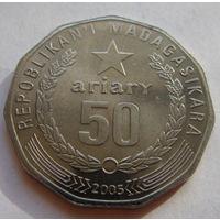 Мадагаскар 50 ариари 2005 г