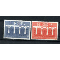 Испания - 1984 - Европа - [Mi. 2633-2634] - полная серия - 2 марки. MNH.