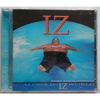 CD Israel Kamakawiwo'ole - Alone In Iz World (2001)  Folk Rock, Vocal, Reggae-Pop, Hawaiian, Pacific
