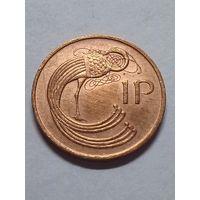 Ирландия 1 пенни 1971