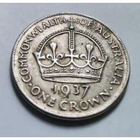 Австралия 1 крона, 1937