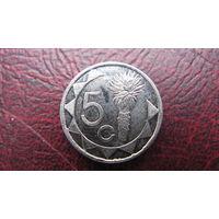Намибия 5 центов 1993