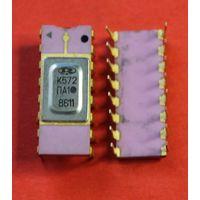 К572ПА1А (К572ПА1, 572ПА1, 572ПА1А, КР572ПА1, КР572ПА1А; серия 572, К572, КР572) - 10-разрядный цифро-аналоговый преобразователь, ЦАП