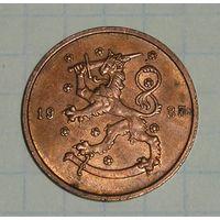 Финляндия 10 Пенни 1935 (15)