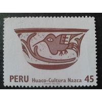 Перу 1978 керамика Наска