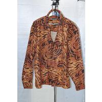 Винтажная рубашка  в ретро стиле.ФРГ.1990г.  Супер качество!