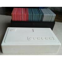 Рамки пластмассовые для слайдов, диапозитивов. 35 штук в коробке одним лотом.