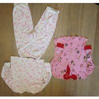Одежда для девочки: пижама, ночнушка, спальное
