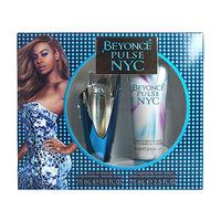 ПОДАРОЧНЫЙ НАБОР Beyonce Pulse NYC EDP 15мл + лосьон д/тела 75мл