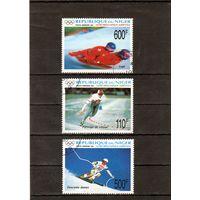 Нигер.Зимние Олимпийские игры. Альбертвилль.1992.