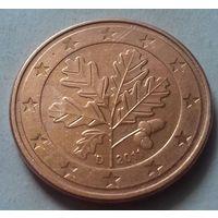5 евроцентов, Германия 2011 D, AU