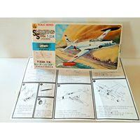 Lockheed T-33A Shooting Star 1/72 Hasegawa