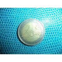 2 евро 2015 Литва