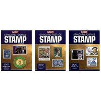 Scott 2017 - Каталог почтовых марок мира Том 1 - 3