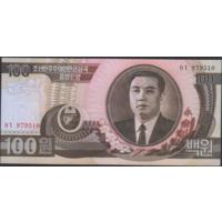 100 вон 1992г. UNC