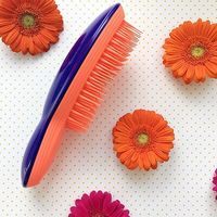 Расческа с ручкой Tangle Teezer The Ultimate VIOLET SCREAM