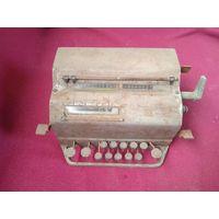 Счетная машинка. ВК-1 Арифмометр