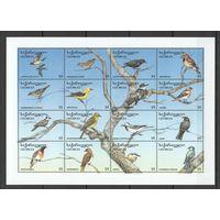 Грузия. 1996. Фауна. Птицы