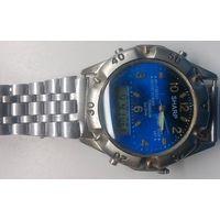 Часы SHARP  оригинал 1970-80г.
