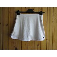 Юбка с шортами NIKE для бега, фитнеса и тенниса, р.42 (в наличии черная и белая)