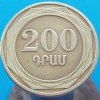 200 драмов 2003 АРМЕНИЯ