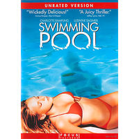 Бассейн / Swimming Pool (Франсуа Озон / Francois Ozon)  DVD9  [Unrated Ver.]