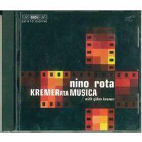 CD Nino Rota - KREMERata MUSICA with Gidon Kremer - Chamber Music (1997)