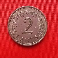 51-10 Мальта, 2 цента 1972 г.