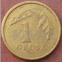 6253:  1 грош 2005 Польша