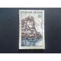 Франция 1957 замок