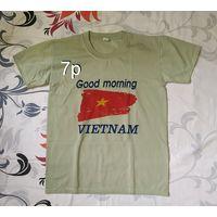 Футболка Good morning Vietnam