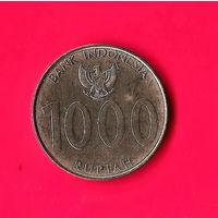12-39 Индонезия, 1000 рупий 2010 г.
