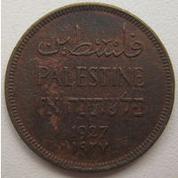 Палестина 1 милс 1927 г.