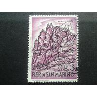 Сан-Марино 1962 горы, альпинизм
