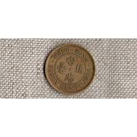 Гонконг 50 центов 1977 /(#С)