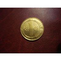 1 марка 1996 год Финляндия